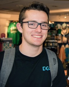 Dylan Neider received 2017 SDSU Summer Undergrad Research Assistantship